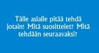 Hoitovirheitä kilpirauhaspotilaille Suomessa – mitä tehdä?