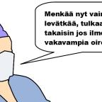 Mihin Suomen terveydenhuolto on oikein kadonnut?