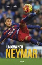 Ilmiömäinen Neymar da Silva Santos Junior